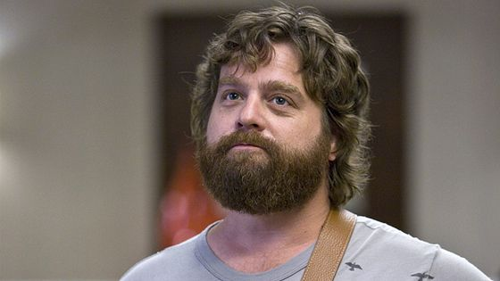Зак Галифианакис (Zach Galifianakis)