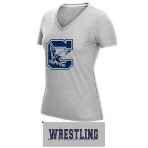 2015-2016 Clover High School Wrestling team gear!  Mom's shirt!  Online Team Sporting Goods Sales - OrderMyGear