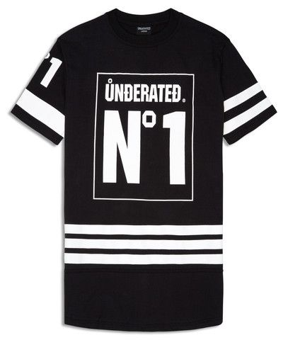 Rated No.1 Squad S/S Jersey | UNDERATED