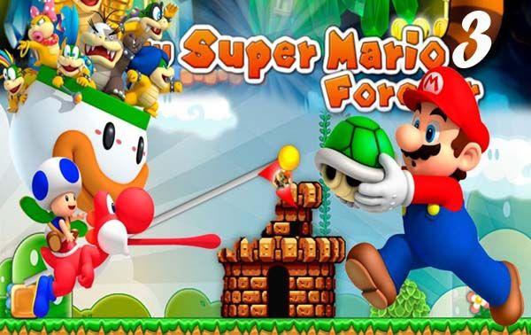 Super Mario 3 Mario Forever Free Mario Games Game Download Free Mario Games