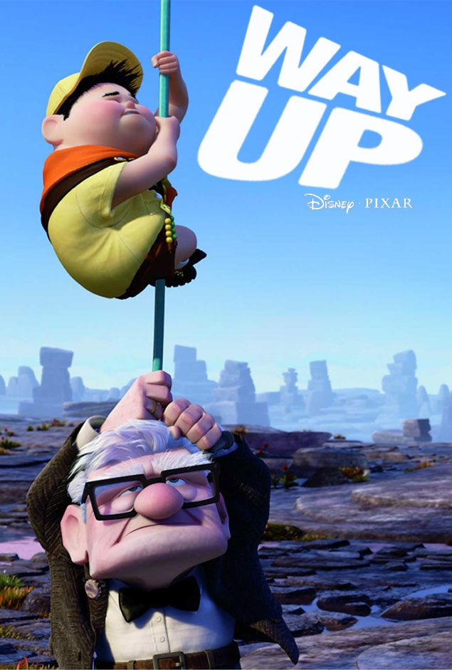75 best images about Disney's UP! on Pinterest
