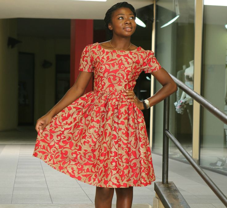 Do you like this? Check it out here! http://shop.modafricana.com/products/red-wax-gown