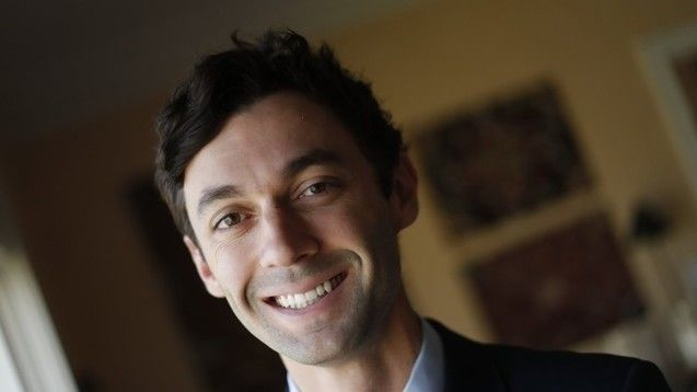 """Newcomer with war chest gives Democrats hope in Georgia's 6th District"" 