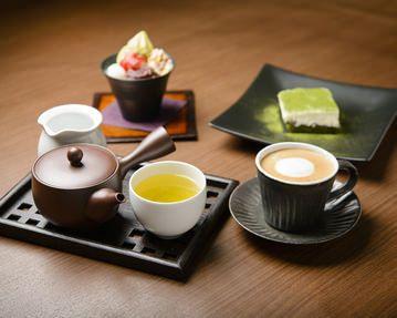 タリーズ×伊藤園のカフェ!KITTE「丸の内CAFE会」