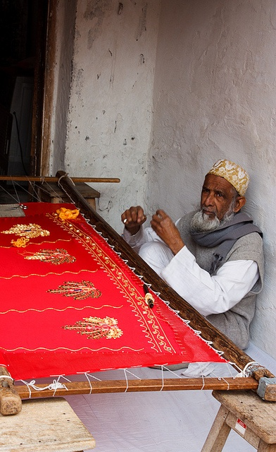 Embroiderer - Udaipur, India