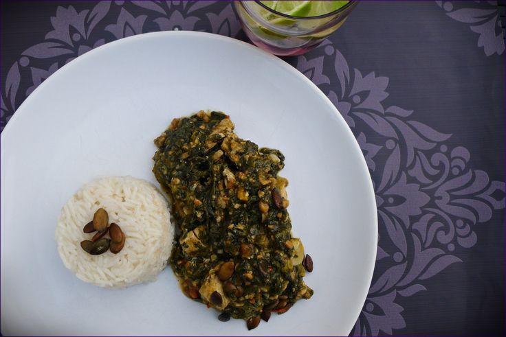 Poulet Palava (Libéria)