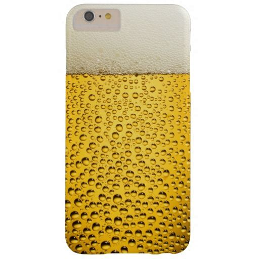 Close-up Beer Glass iPhone 6 Plus Case