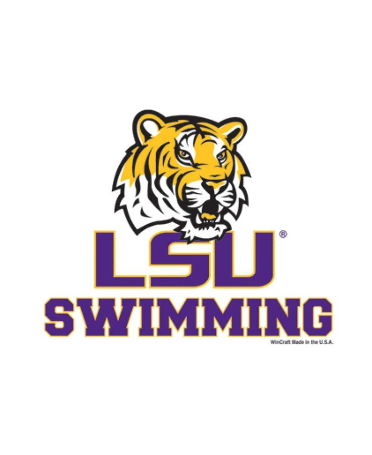 Wincraft Lsu Tigers Ultra Decal