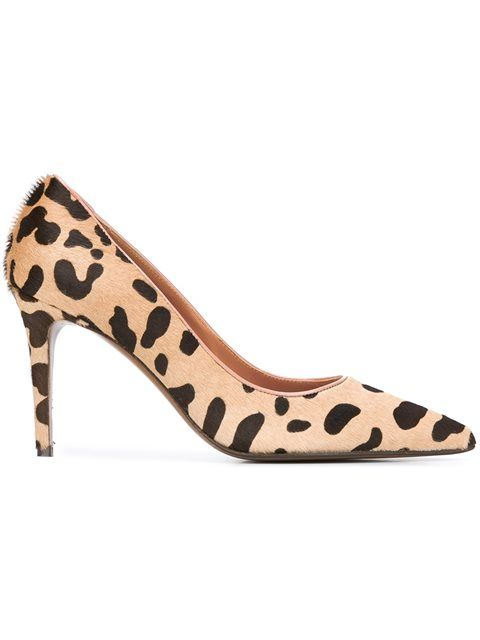 Shop L'Autre Chose animal print court shoes in Deliberti from the world's best independent boutiques at farfetch.com. Shop 400 boutiques at one address.