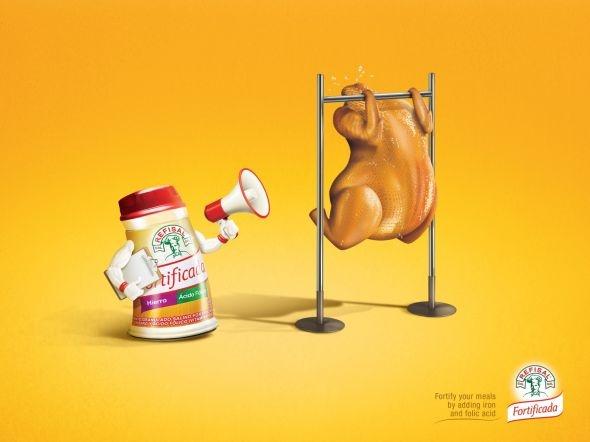 Refisal: Chicken