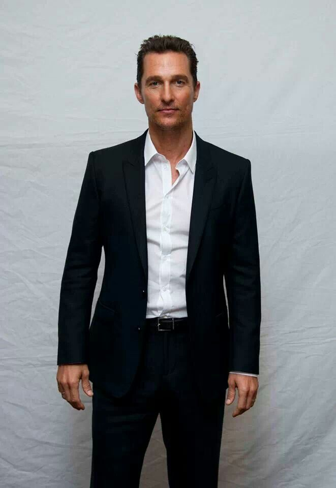Matthew McConaughy; there was I time I loved him in any role he played; then came Magic Mike. But now he's back in the saddle with Mud, Dallas Buyers Club and True Detective--THAT is the Matthew I remember!
