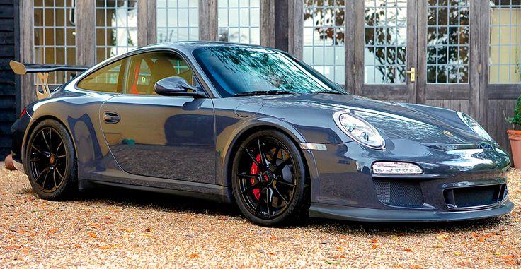 2010/11 Porsche 911 (997) GT3 RS (Gen II) 3.8 Litre LHD