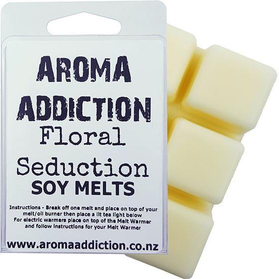 Floral Seduction Soy Melt Pack  Aroma Addiction