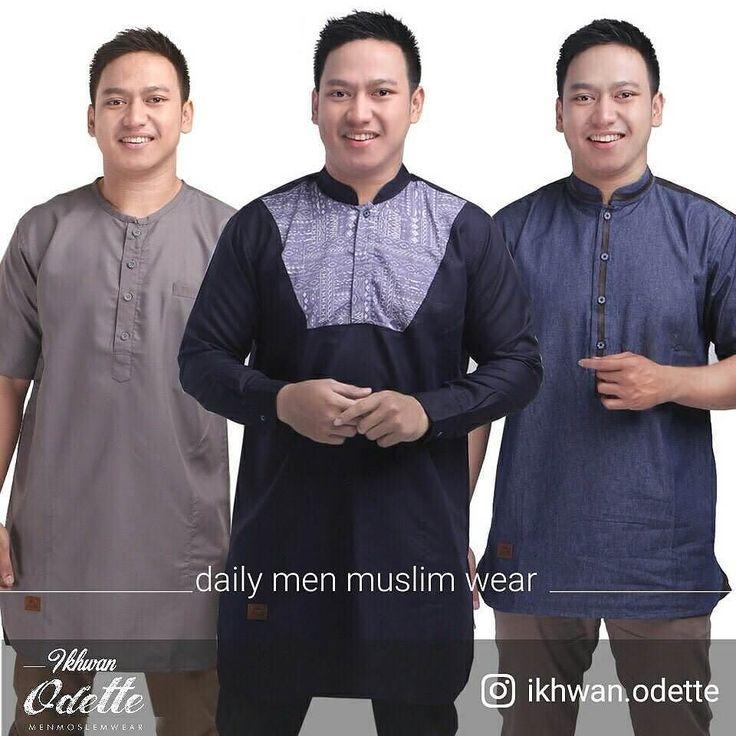 Assalamualaikum . @ikhwan.odette -- Rekomendasi bagi sahabat ikhwan yang sedang mencari baju muslim ikhwan harian yang casual syari dan nyaman digunakan dengan material bahan premium. .  Cocok digunakan untuk pakaian sehari - hari atau untuk beribadah tanpa mengenyampingkan unsur fashionable namun tetap mengedepankan tampilan casual syari. .  Silahkan berkunjung dan follow instagram @ikhwan.odette  Daily men muslim wear. .  Whatsapp: 081224611660 Line: @ikhwan.odette http://ift.tt/2f12zSN