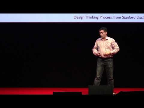 TEDxLondon - Ewan McIntosh (Design Thinking & a Problem-Finding Curriculum)