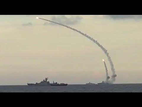 Russian Navy Strikes ISIS from the Caspian Sea (Again)
