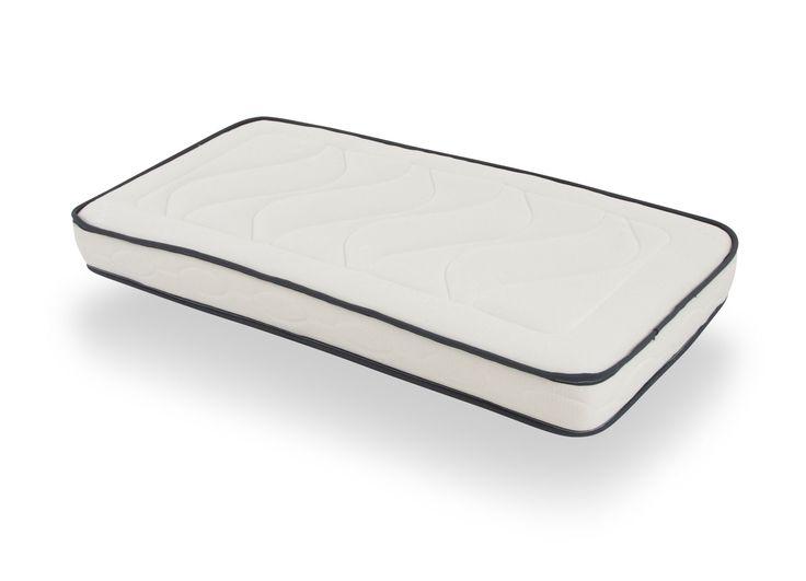 Colchón de Cuna Eco para presupuestos ajustados pero manteniendo la calidad adecuada para que tu bebe descanse cómodo y seguro.