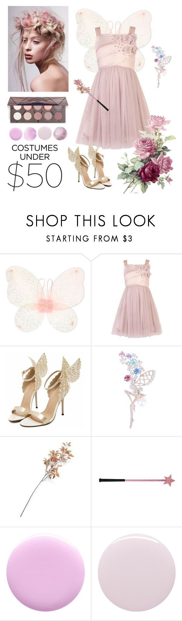"""Без названия #281"" by chaykovskaya13 ❤ liked on Polyvore featuring Crate and Barrel, Deborah Lippmann and Nails Inc."
