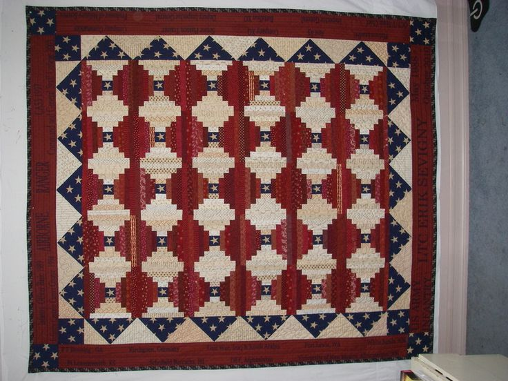 403 best Quilts - Log Cabins, Courthouse Steps and Pineapples ... : courthouse quilt pattern - Adamdwight.com