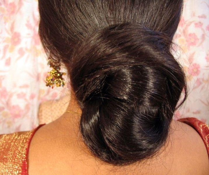 Thick Silky And Shiny A Perfect Bun Long Hair In