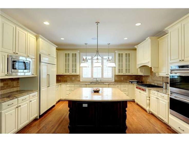PERFECT Kitchen layout! Kitchen Decor Pinterest Kitchens