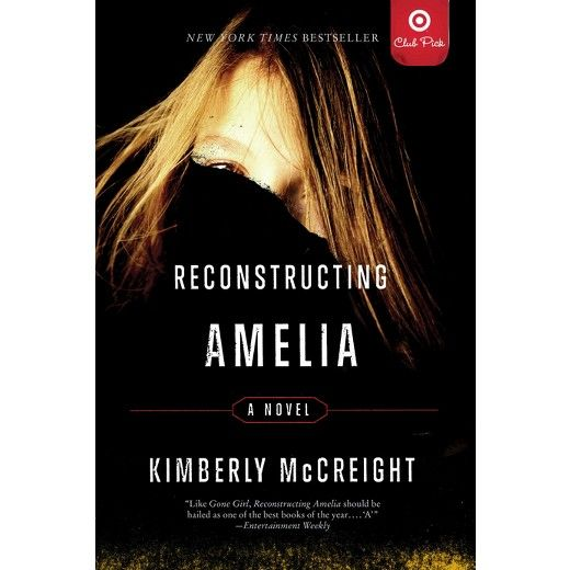 """<strong>Only at Target, find the December, 2013, Club Pick """"Reconstructing Amelia"""" by Kimberly McCreight </strong> <BR/> In <em>Reconstructing Amelia</em>, the stunning debut novel from Kimberly McCreight, Kate's in the middle of the biggest meeting of her career when she gets the telephone call from Grace Hall, her daughter's exclusive private school in Pa..."""