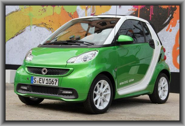 2015 Mercedes Smart ForTwo Electric Release Date and Price