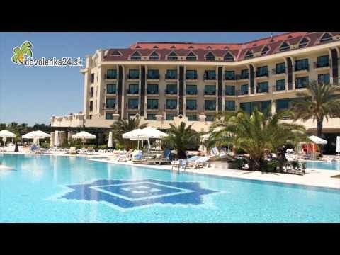 Hotel TTH Joy Nashira Resort, Side, Turecko