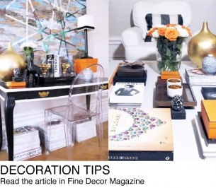 DECORATION TIPS