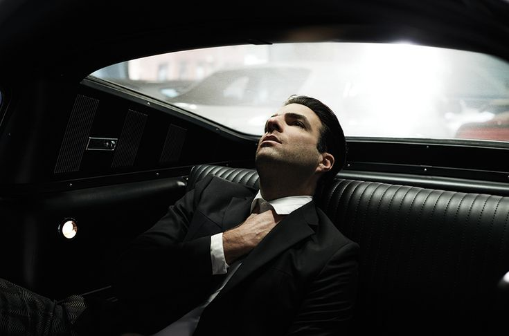Zachary Quinto for Crush Fanzine.