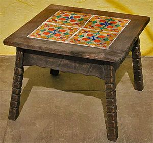The Bungalow Store : Monterey · Tile TablesFurniture StylesBungalowCoffee  ...