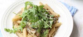 Snelle pasta met tomaat en ricotta | Flairathome.nl