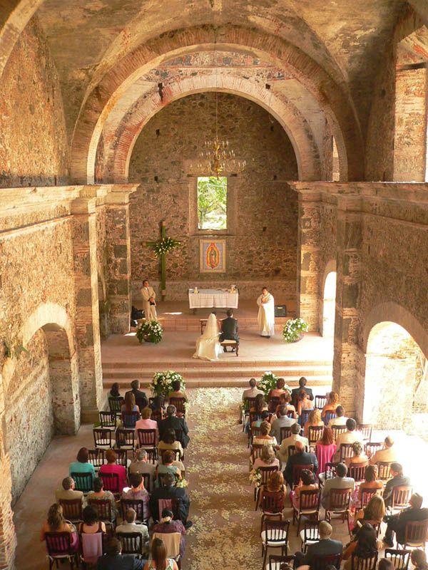 Unusual church in Cuernavaca, Mexico.