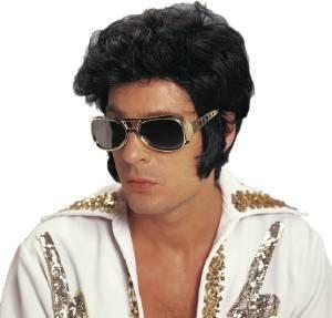 Elvis Kid Wig 80