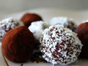 Recette de Truffes au chocolat et grand marnier