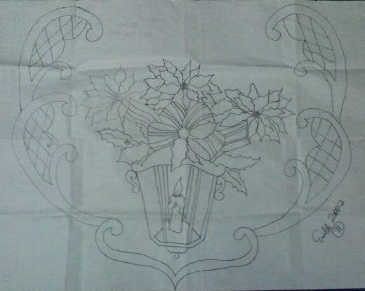 Mejores 22 im genes de carpeta en pinterest bordado - Dibujos navidenos para bordar ...