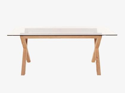 DUBLIN Pied de table de salle à manger