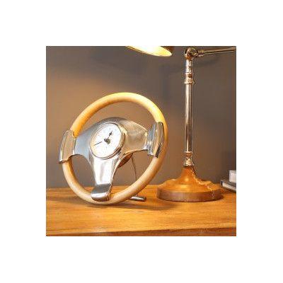 LightLiving Steering Desktop Clock