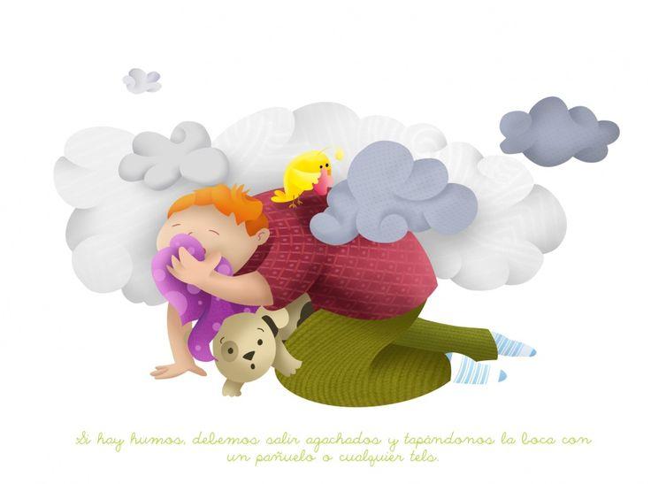 agencia-de-ilustracion-luisannet-ilustradora-almudena-aparicio-ilustracion-humo