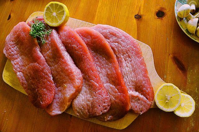 carne, meat