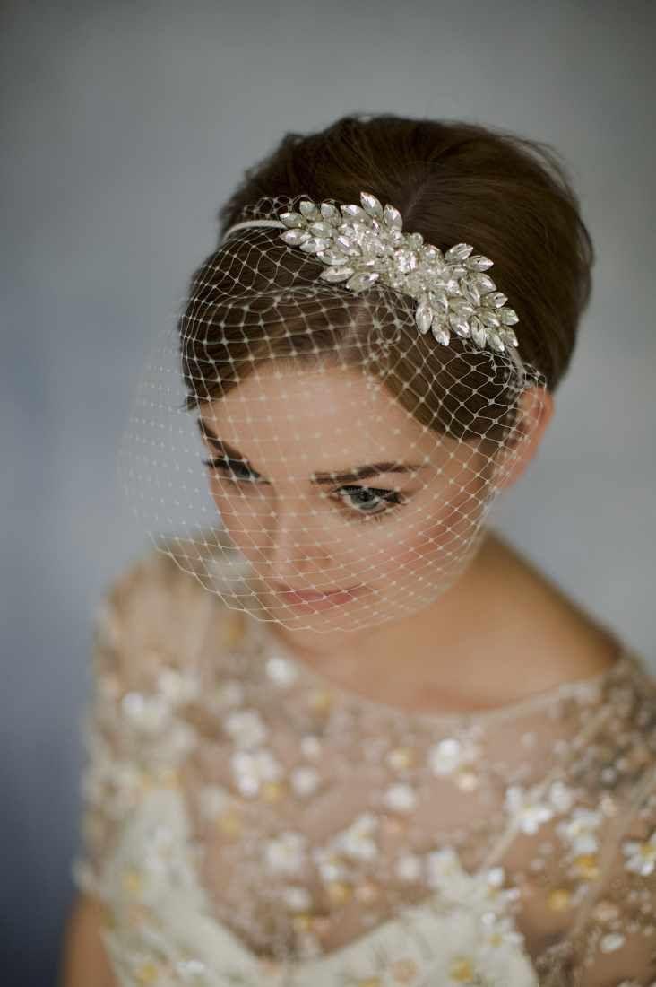Wie Hochzeit Haarschmuck mit kurzen Haaren stylen | Love My Dress® UK Hochzei …   – My Dream Wedding…