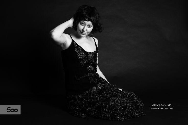 Nuria by Alex Edo on 500px