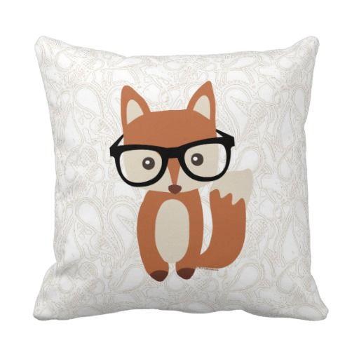 Fox w/Glasses