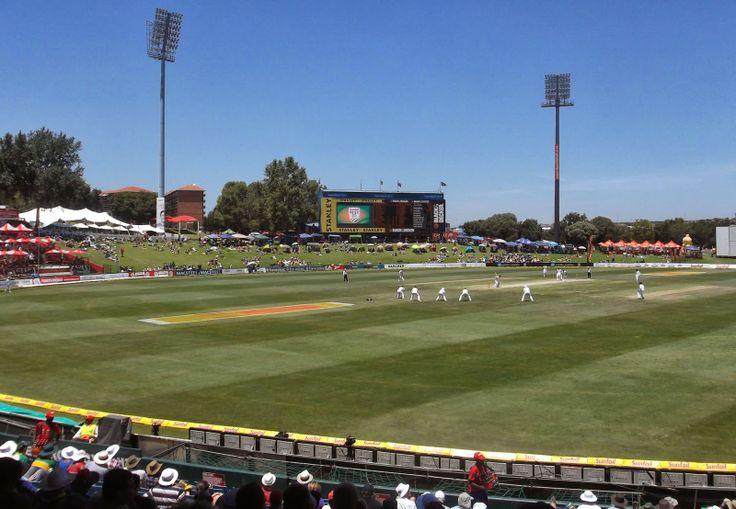 Centurion Test At SuperSports Park http://jouljet.blogspot.com/2014/04/centurion-test-at-supersports-park.html #SAvAus #cricket #travel #SouthAfrica #Pretoria