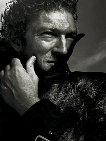 Vincent Cassel...Frenchmen count too!!!!