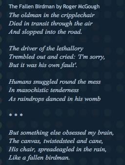 little boy crying by mervyn morris essay