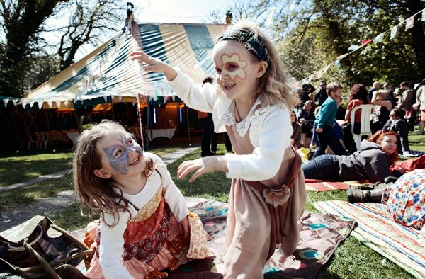 Real Festival Wedding – WEDSTOCK