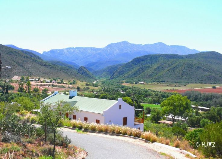 De Rust near Oudtshoorn - South Africa