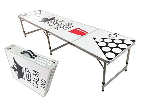 #livingroomfurniture #toptrends This is a perfect 8' portable #pong table to challenge your friends whether you are hanging out at home, tailgating or at a party...