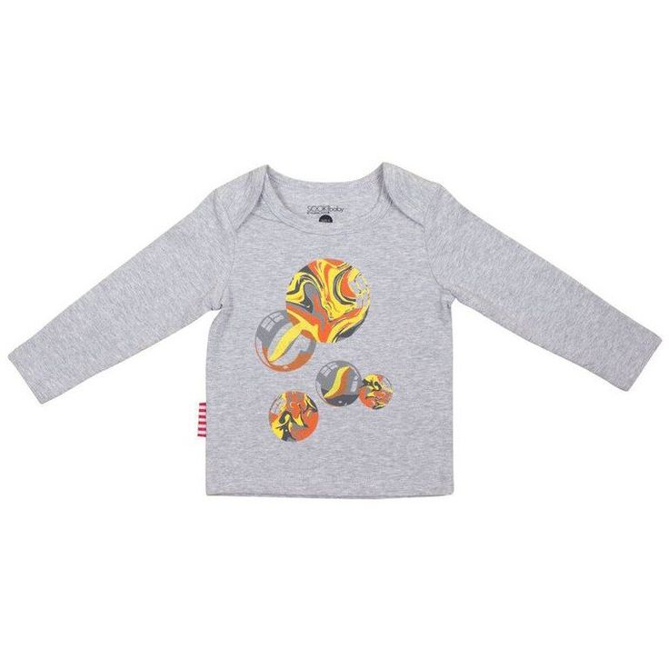 SOOKIbaby Losing My Marbles Classic Long Sleeve Tee